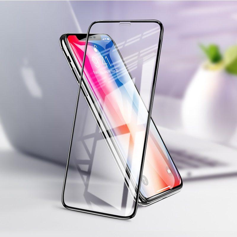 纳米3d全屏不碎边钢化膜 a12 iphone x 内部