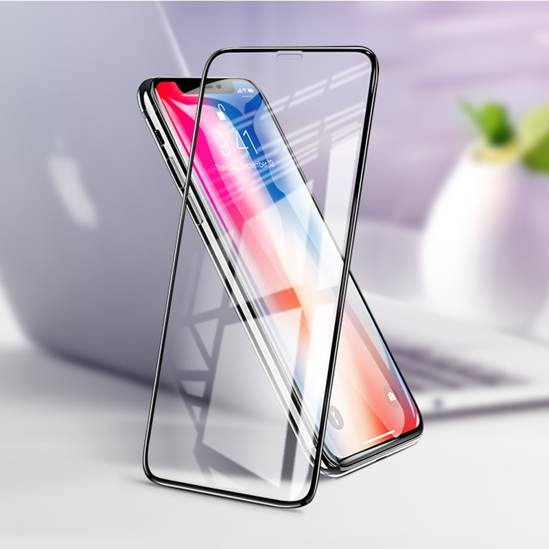 nano 3d full screen edges protection tempered glass a12 for iphone x interior