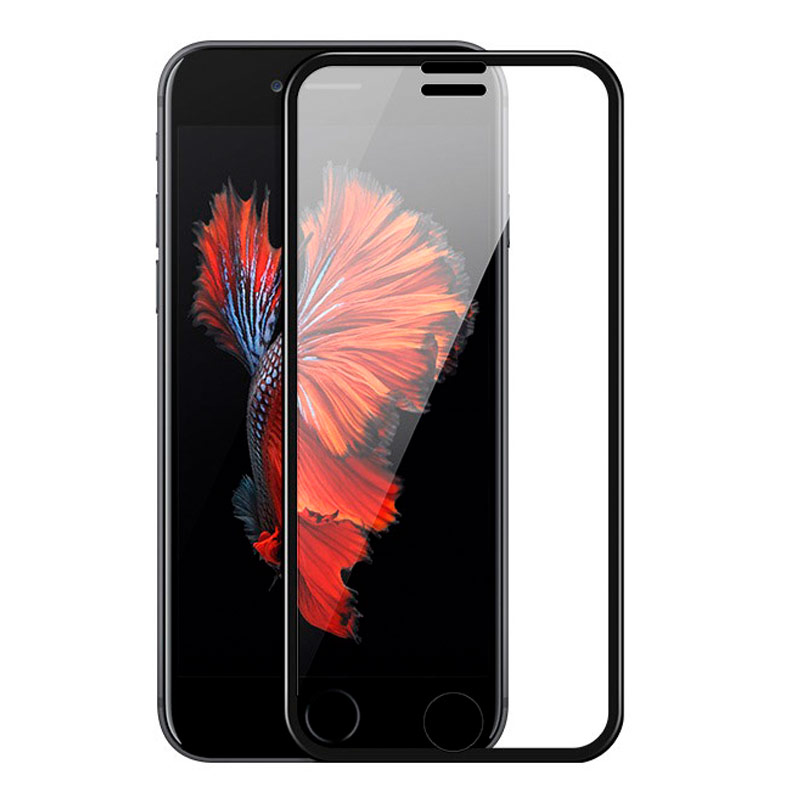 narrow edges 3d full screen hd tempered glass a11 iphone 6 6s plus front