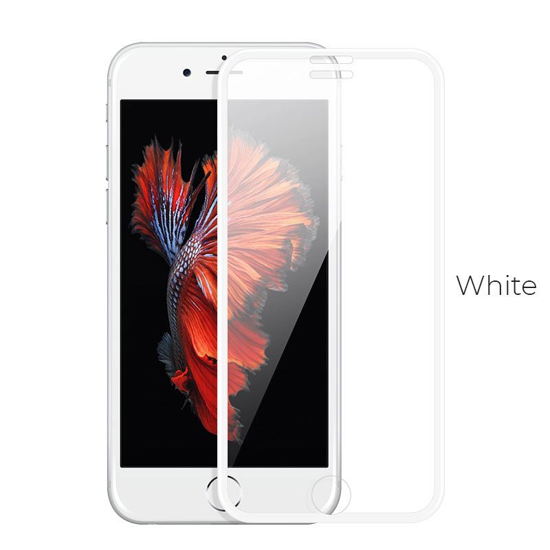 ip 6 6s plus narrow edges 3d a11 white
