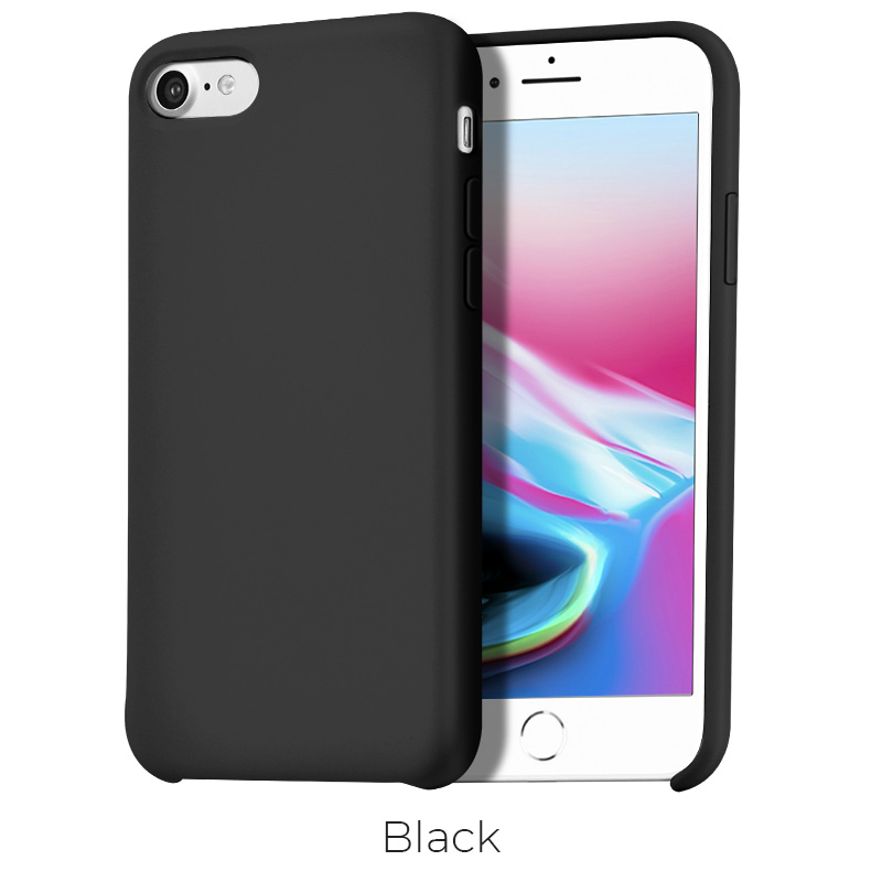 ip 7 8 pure case black