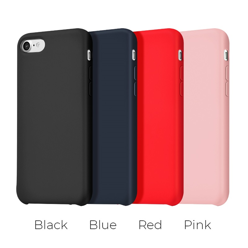 pure series protective case iphone 7 8 colors