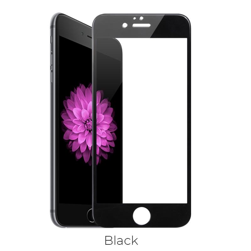 ip 6 6s plus shatterproof edges a1 black