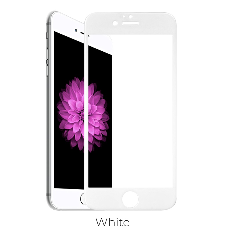 ip 6 6s plus shatterproof edges a1 white