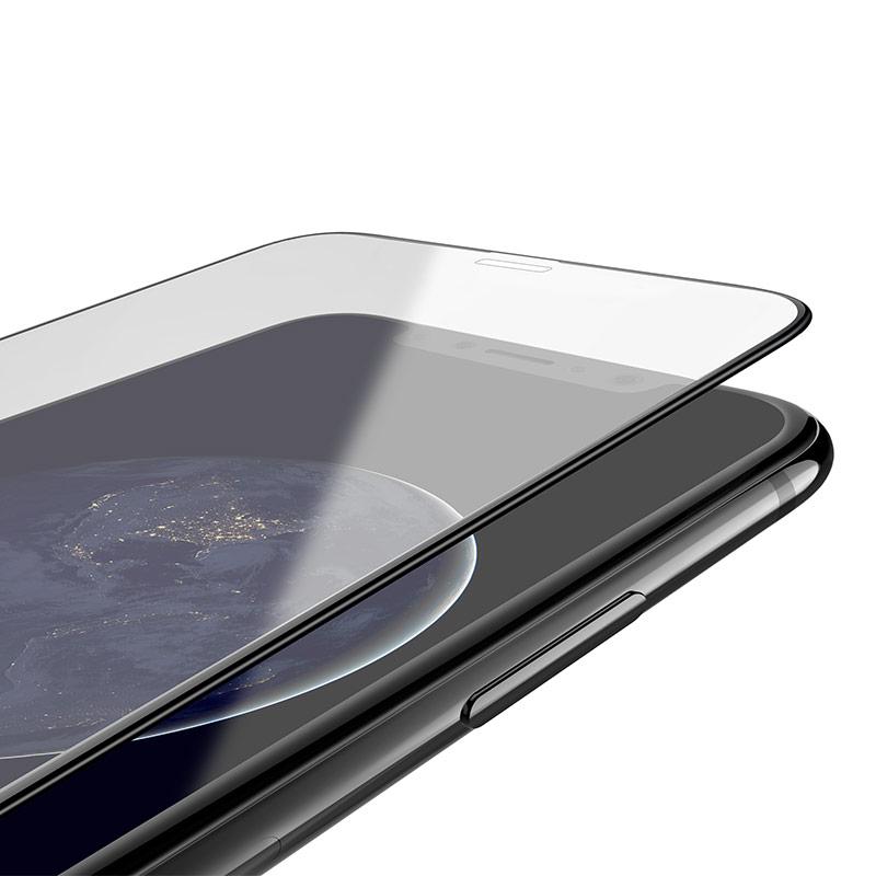 shatterproof edges full screen hd glass a1 iphone x edges