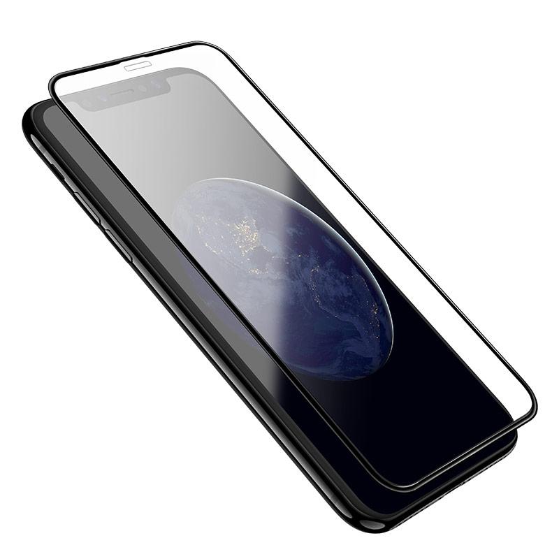 shatterproof edges full screen hd glass a1 iphone x front