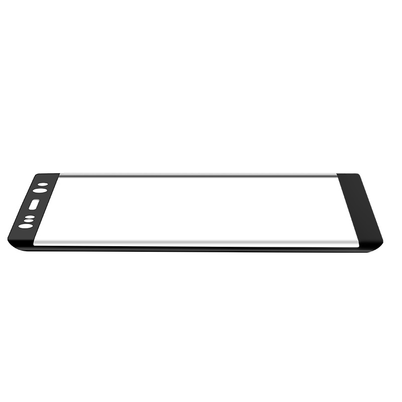 tempered glass screen protector galaxy note 8 curved