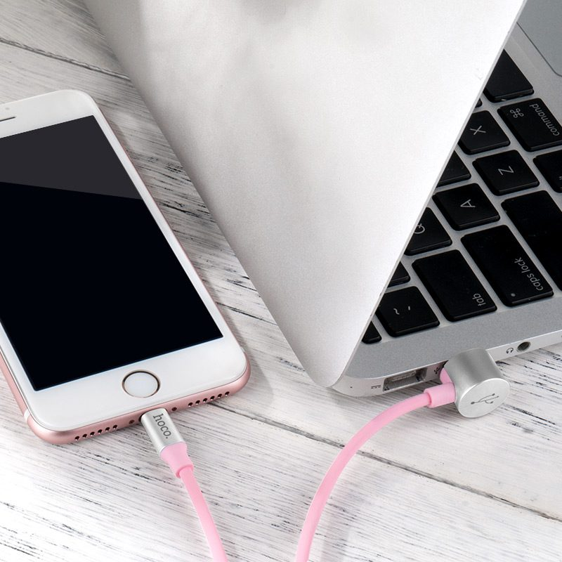 u18 golden hat multi functional charging cable with phone
