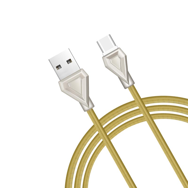 u25 golden armor type c charging cable main