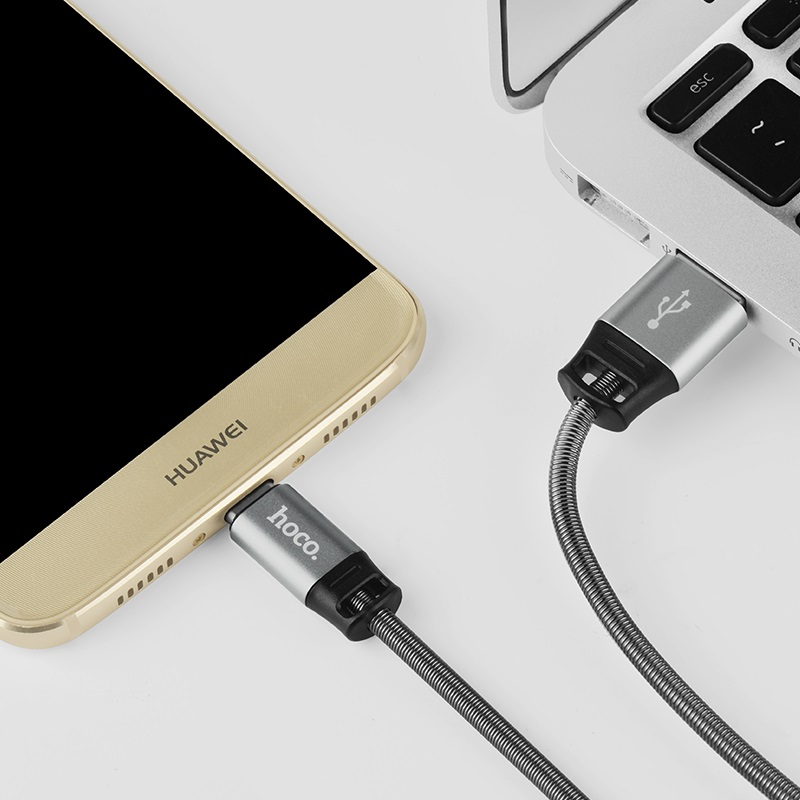 u27 golden shield type c charging cable notebook
