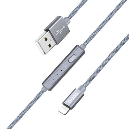 u44 timing lightning зарядный дата кабель с таймером пульт
