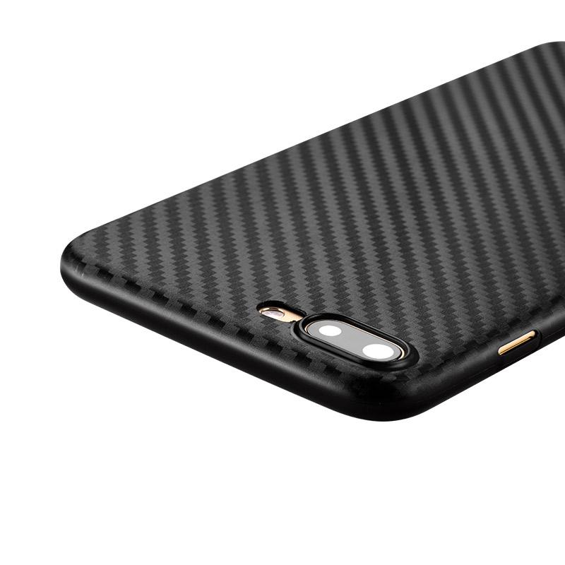 ultra thin carbon fiber case iphone 7 8 plus camera