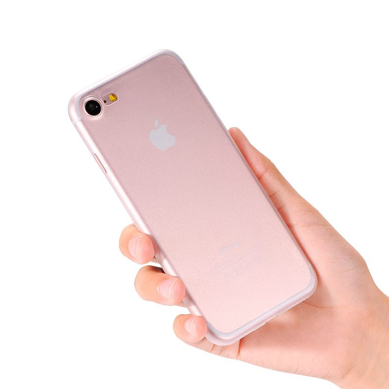 ultra thin series pp protective case iphone 7 8 hand