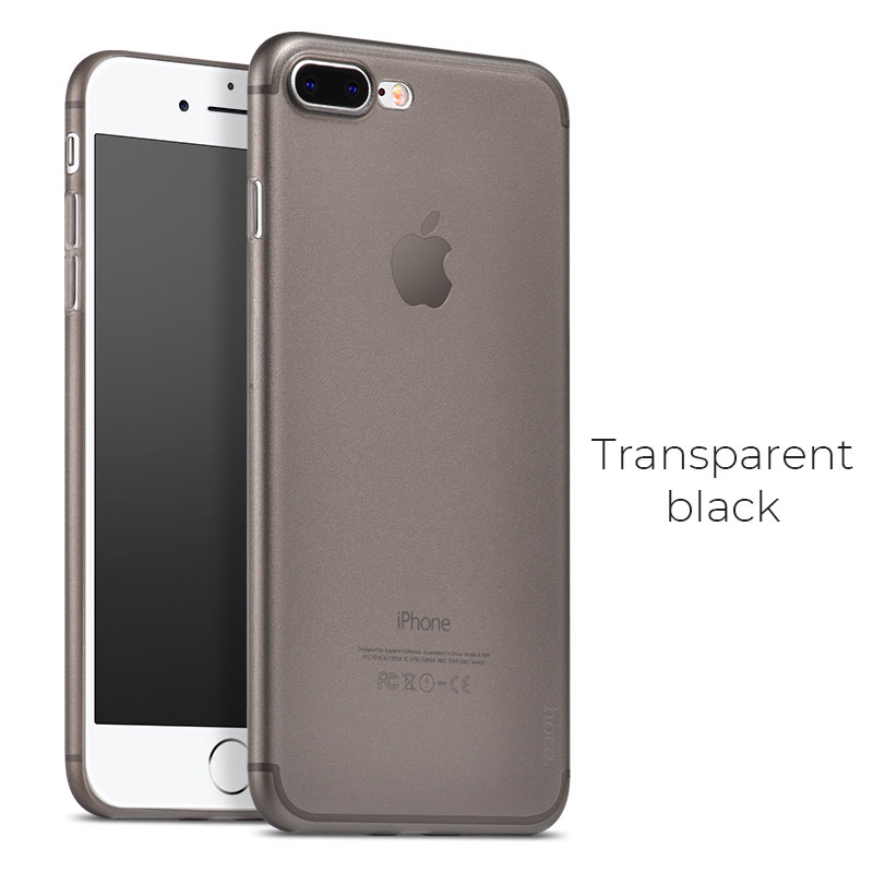 ip 7 8 plus ultra thin pp transparent black