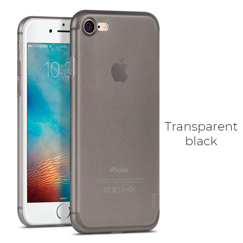 ip 7 8 ultra thin pp transparent black