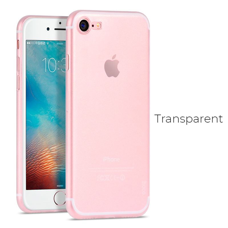 ip 7 8 ultra thin pp transparent
