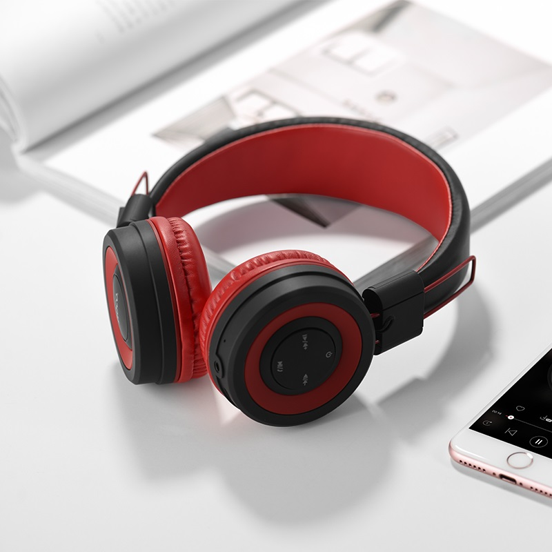 w16 cool motion auriculares bluetooth orejeras