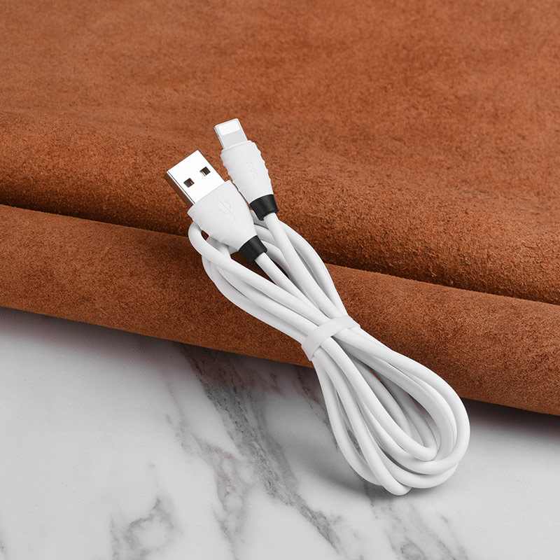 x27 excellent charge lightning charging data cable compact