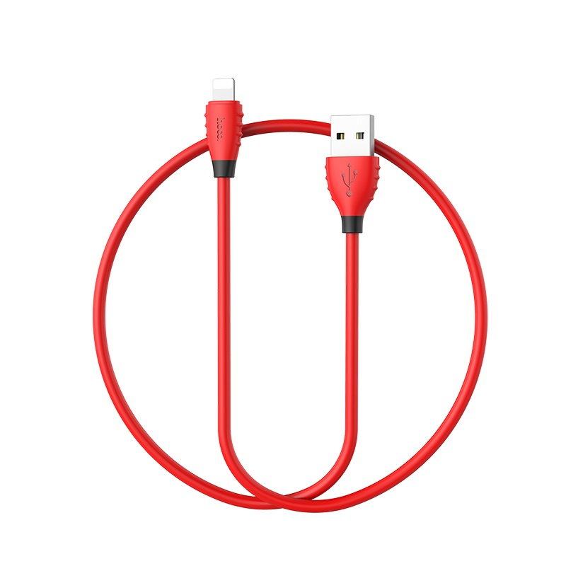 x27 excellent charge lightning charging data cable flexible