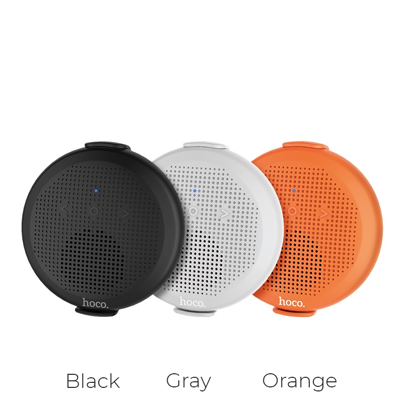 hoco bs18 temper sound bluetooth speaker colors