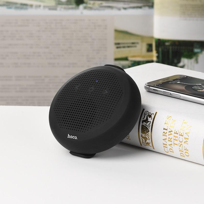 hoco bs18 temper sound bluetooth speaker overview