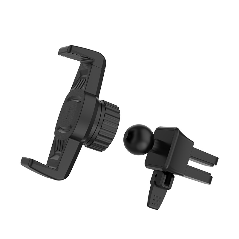 hoco ca38 platinum sharp air outlet in car holder rotatable