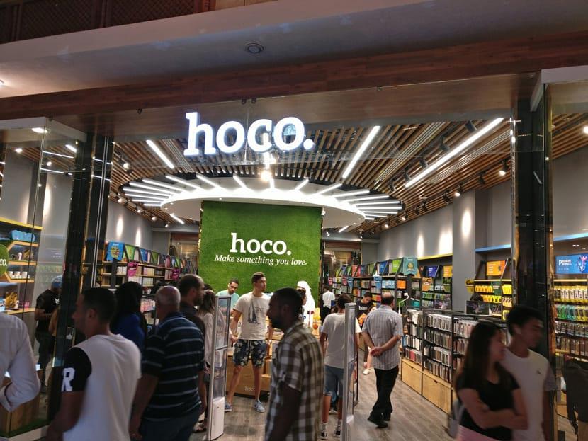 hoco dubai retail store grand opening 05
