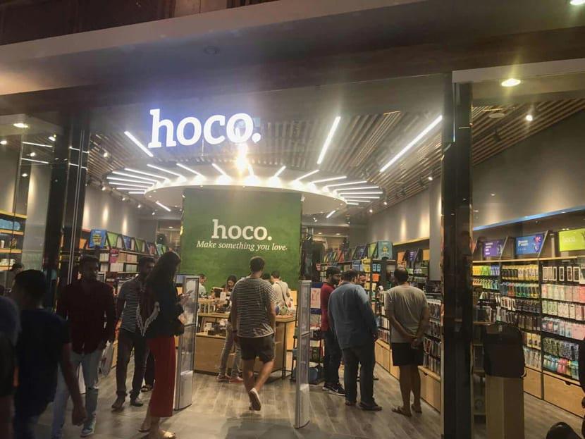 hoco dubai retail store grand opening 06