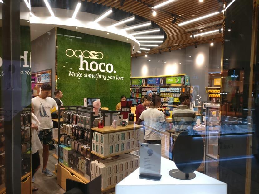 hoco dubai retail store grand opening 07