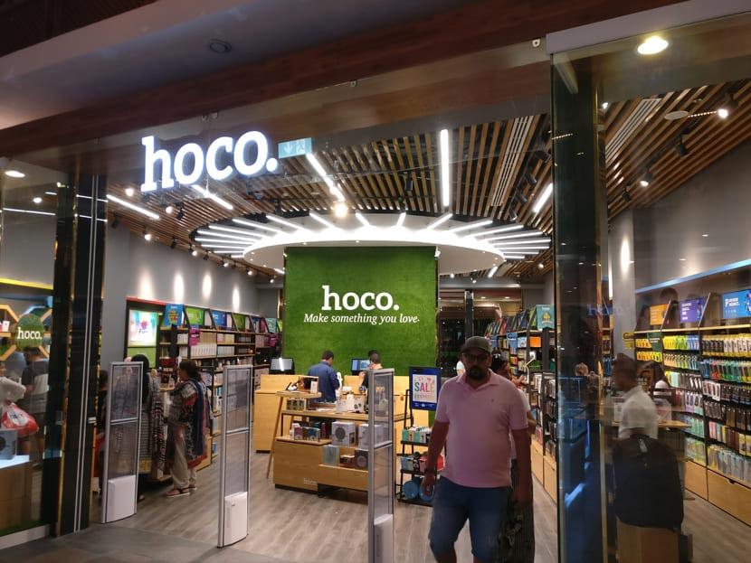 hoco dubai retail store grand opening 08