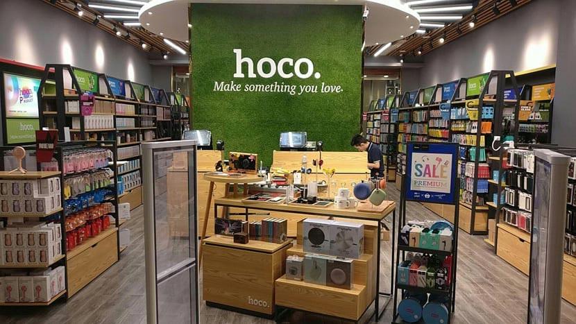 hoco dubai retail store grand opening 12