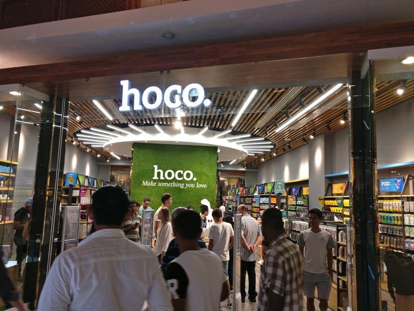 hoco dubai retail store grand opening 14