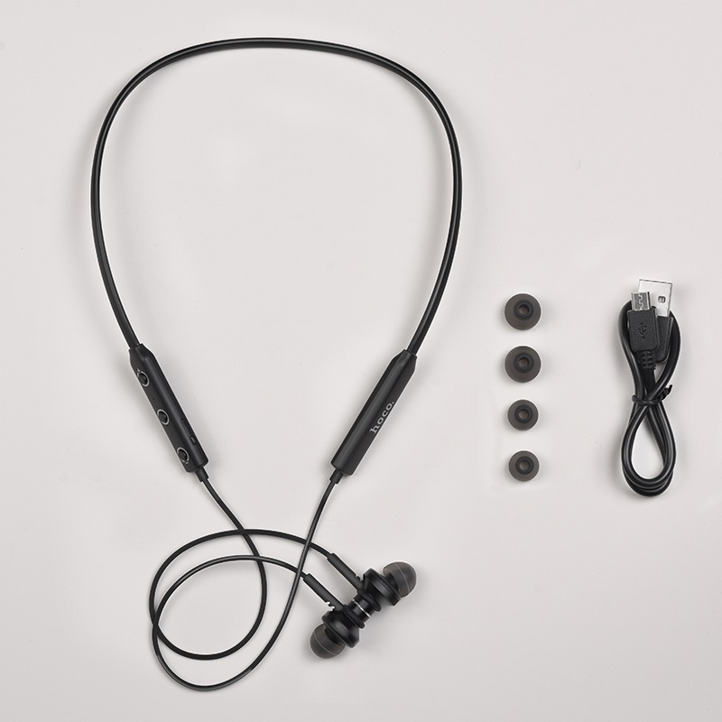 hoco es18 faery sound sports bluetooth headset contain