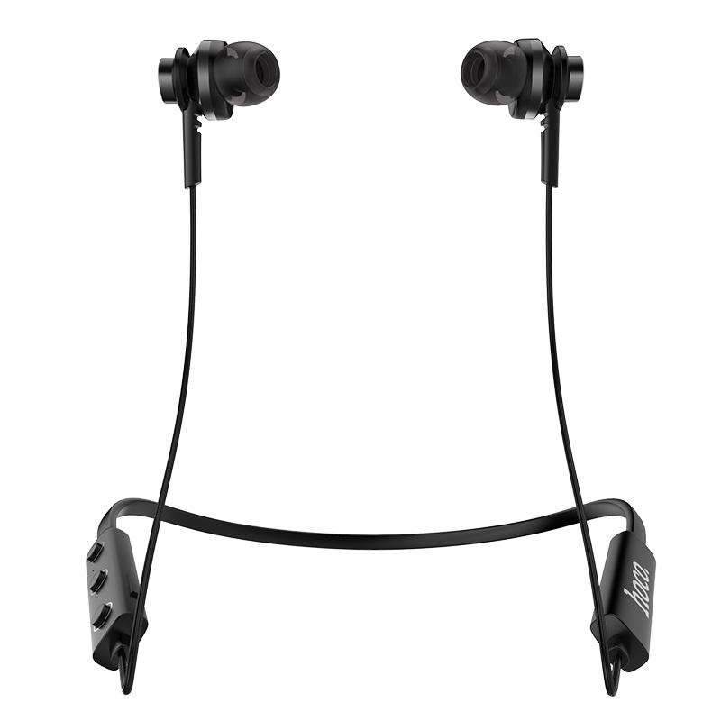 hoco es18 faery sound sports bluetooth headset control