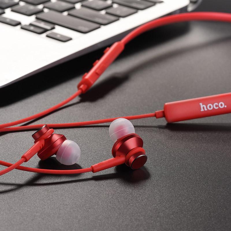 hoco es18 faery sound sports bluetooth headset microphone