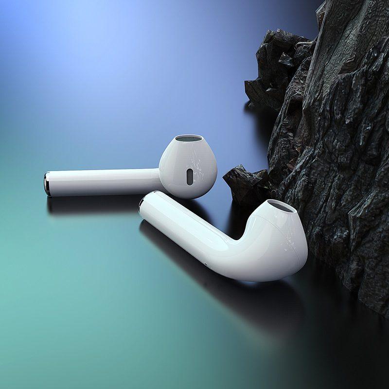 hoco es20 original series for apple wireless bluetooth headset earphones