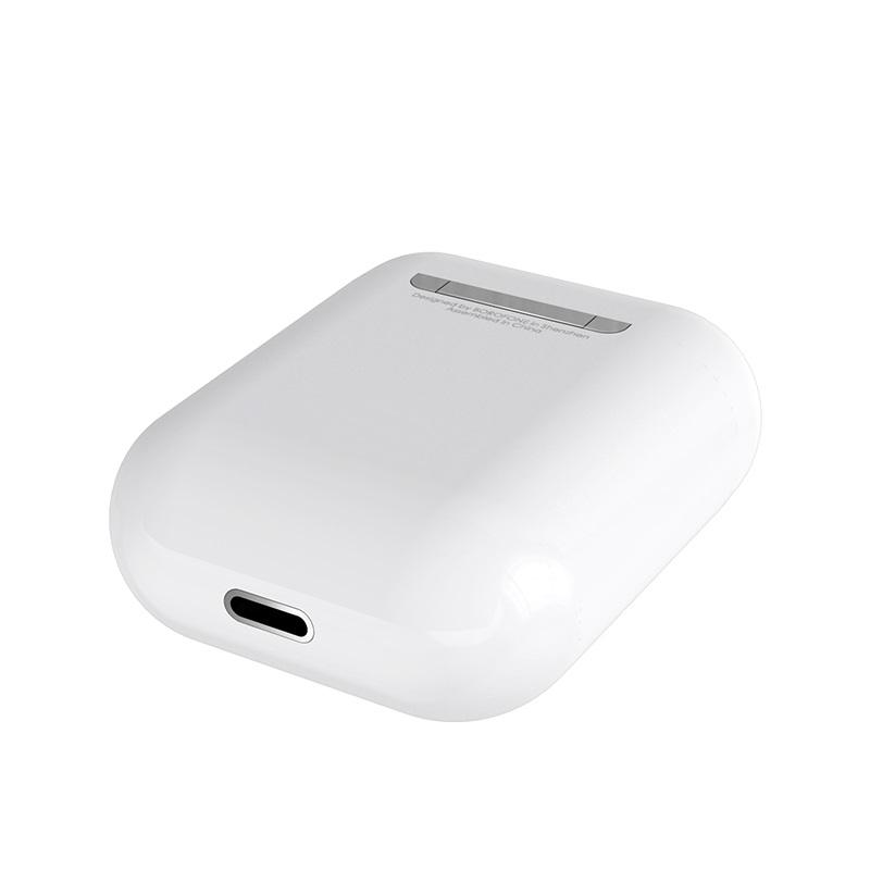 hoco es20 original series for apple wireless bluetooth headset port