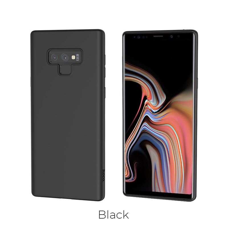 galaxy note9 fascination case black