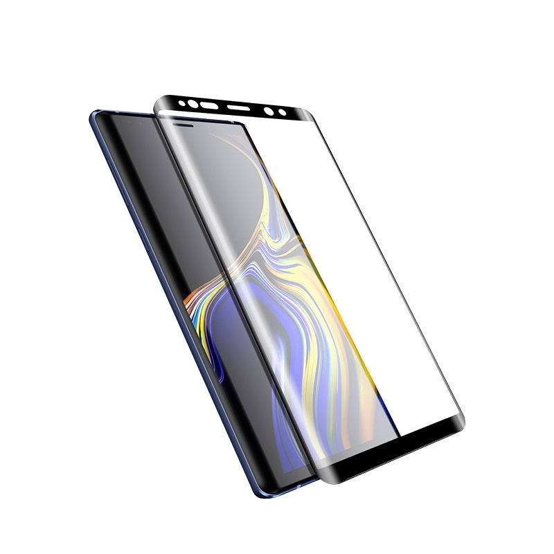 hoco full screen hd tempered glass for galaxy note 9 anti fingerprint