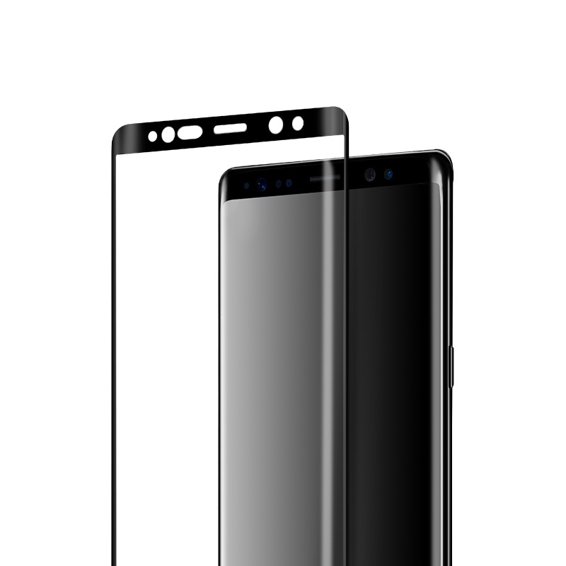 hoco full screen hd tempered glass for galaxy note 9 clear