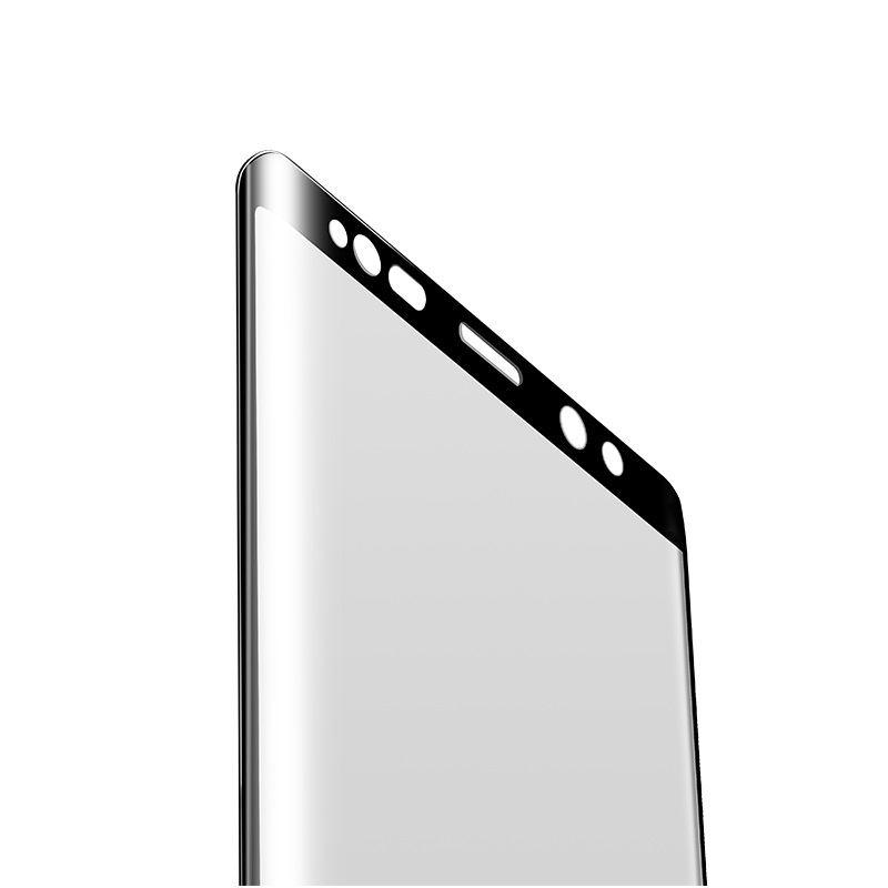 hoco full screen hd tempered glass for galaxy note 9 holes
