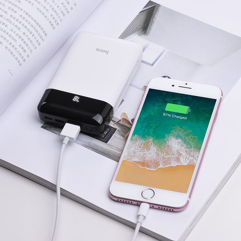 hoco j31 power pride mobile power bank phone