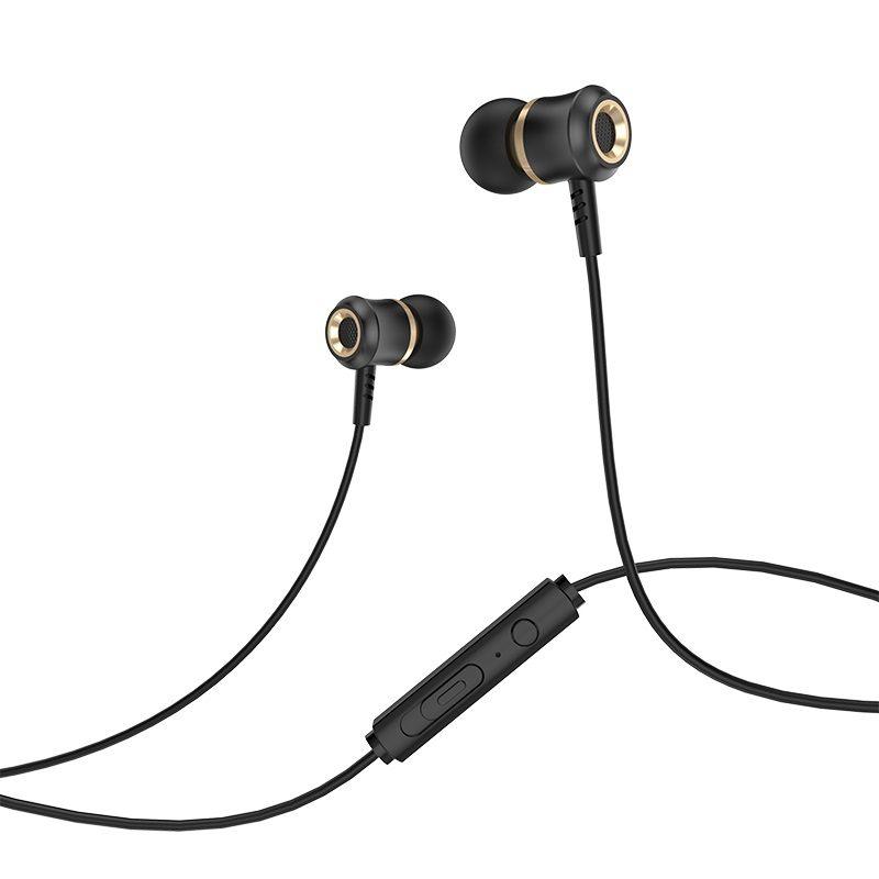 hoco m46 jewel sound универсальные наушники с микрофоном управление