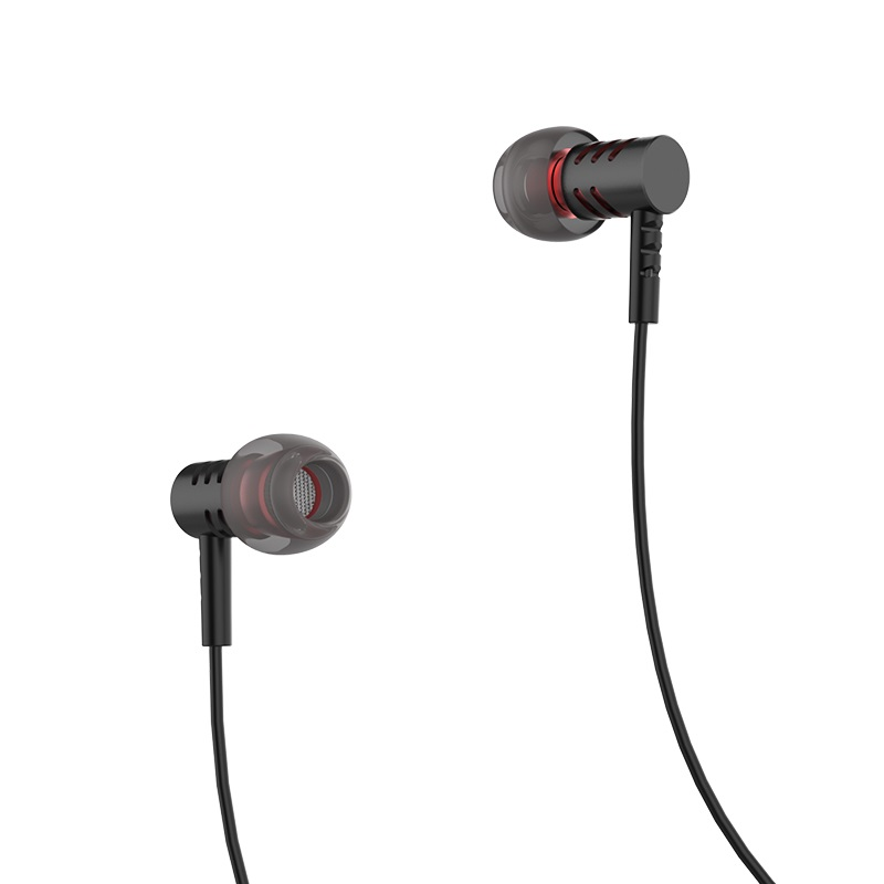 hoco m48 keen sound universal earphones with microphone headset