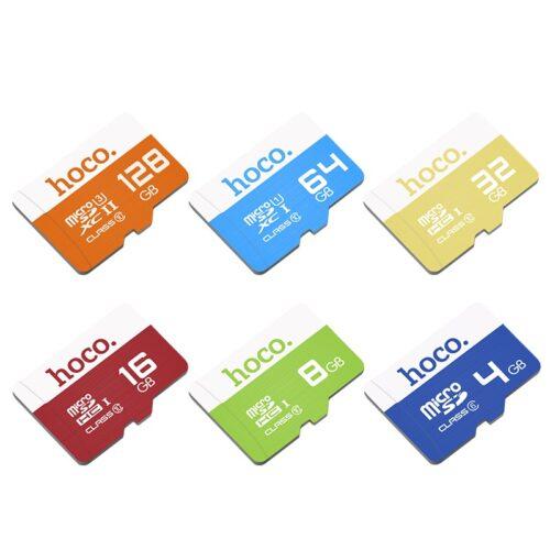 hoco tf high speed memory card 4gb 8gb 16gb 32gb 64gb 128gb all capacity