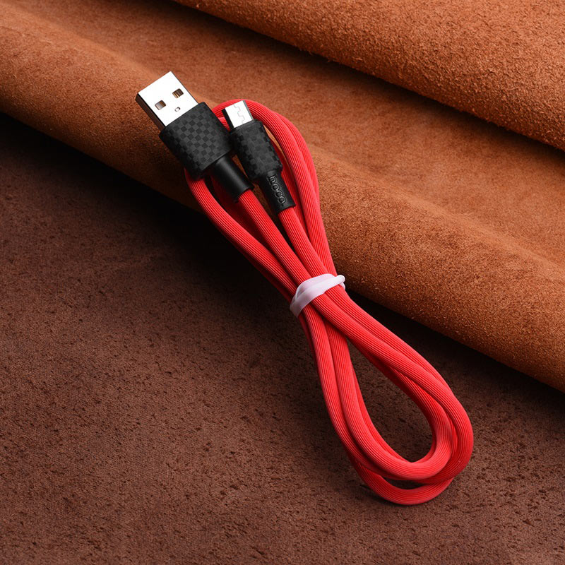 hoco x29 superior style charging data cable for micro usb overview
