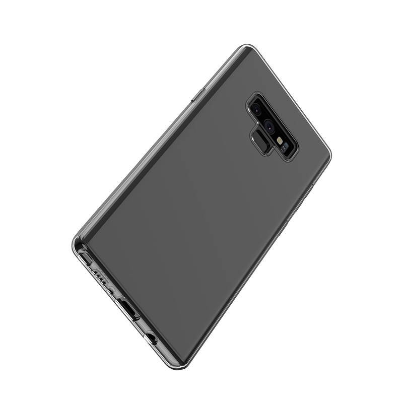 light series tpu case for galaxy note 9 holes
