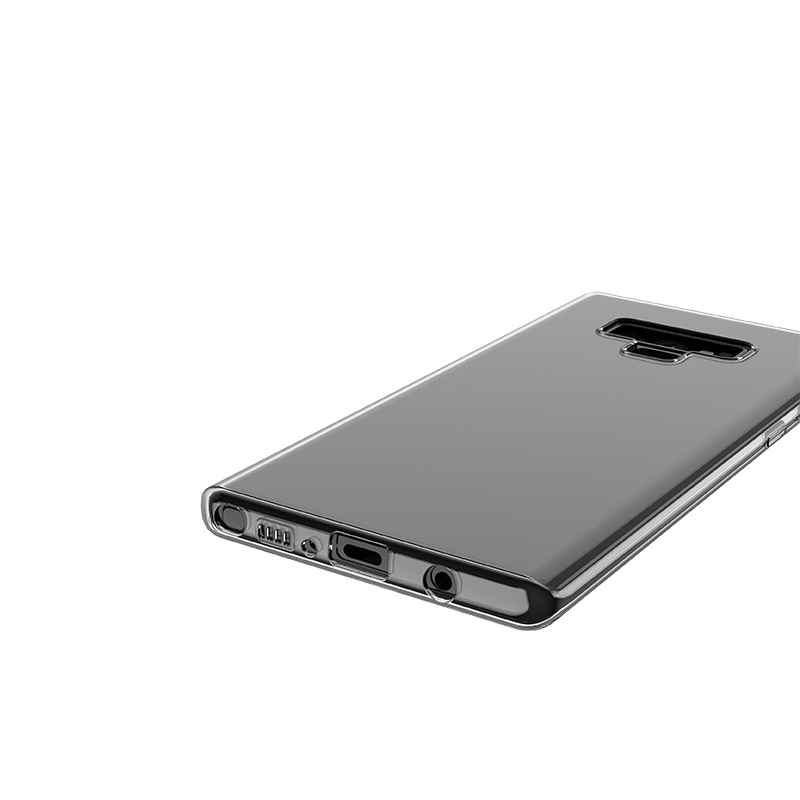light series tpu case for galaxy note 9 ports