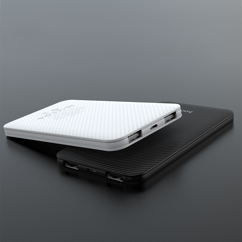 hoco b37 persistent mobile power bank 5000mah overview