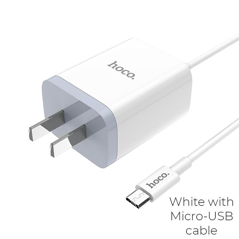 c50 white micro usb